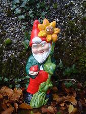Garden Gnome ~ Benjamin ~ HANDMADE BY pixieland (calcestruzzo)