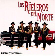 Los Rieleros Del Norte Nuevas Y Favoritas New Audio CD