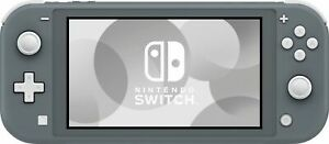 Nintendo - Switch 32GB Lite - Gray