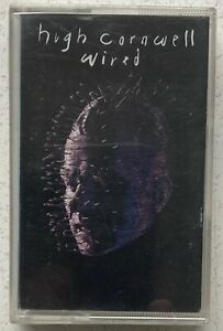 Hugh Cornwell, Wired. Cassette Album Transmission 1993 Play Tested
