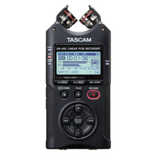 Tascam DR-40X Portable Handheld Four Track Recorder and USB Audio Interface