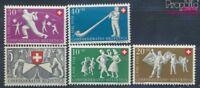 Schweiz 555-559 postfrisch 1951 Pro Patria (7497671