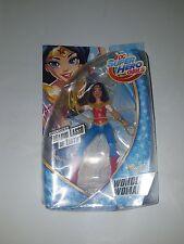Mattel DC SuperHero Girls Wonder Woman w/Magic Lasso of Truth Action Figure 2015
