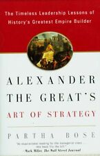 NEW Ancient Greece Alexander the Great Art of Strategy Leadership Conquests Wars