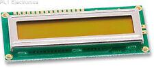 POWERTIP - PC0802LRS-AWA-B-Q - LCD MODULE, 8X2, LED B/L