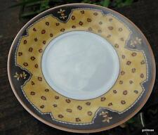 Vintage Muirfield Small Plate Outback Leopard Motif 6.75""