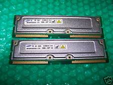 1GB PC1066 Dell Dimension 8250  RDRAM RIMM, VERY FAST