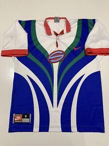 Auckland Warriors 1997 Super League Jersey Small