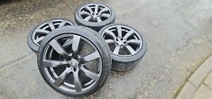 Genuine Nissan gtr r35  alloy wheels and tyres x4 R 20