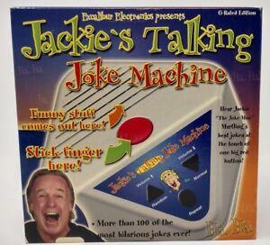 Jackie's Talking Joke Machine - Jackie Martling G-Rated Jokes
