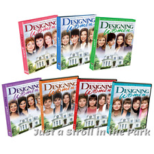 Designing Women: Complete Classic TV Series Seasons 1 2 3 4 5 6 7 Box/DVD Set(s)