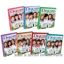 Designing Women: Complete Classic TV Series Seasons 1 2 3 4 5 6 7 Box/DVD Set(s)