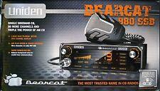 Uniden 980 SSB - Bearcat  40-Channel SSB CB Radio with 7-Color Digital Display