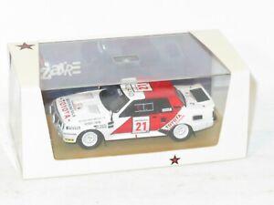 1/43 Toyota Celica Twin Cam Turbo  Winner Safari Rally 1985 #21 J.Kankkunen