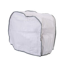 White Deluxe Protective Dust Cover For Andrew James Food Stand Mixers