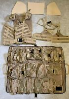 SPEAR Equipment Load Carrying Subsystem ELCS Set Special Forces MOLLE II Desert