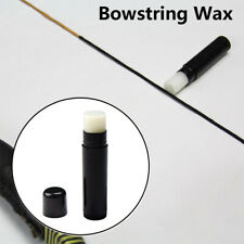 Crossbow Recurve Bow Bowstring Wax Prolong Use life Protective Lube Archery Kit