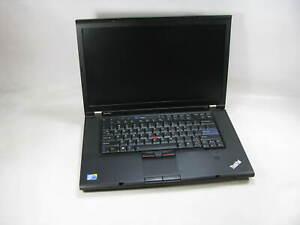 "Lenovo ThinkPad T510 15.6"" Laptop 2.4 GHz i5-M 520 4GB RAM (Grade C)"
