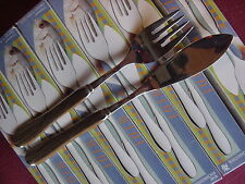 WMF Fish Cutlery MIDI 6 Persons 12 Piece Set Cromargan NEW and Original Box