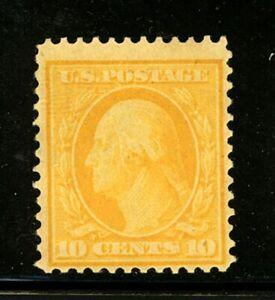 US Scott 381 Washington P.12 Mint Lightly Hinged