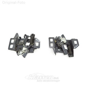 bonnet lock Chevrolet Corvette C6 09.04-