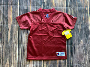 Baby Boy My First Champion Short Sleeve Jersey Top Pullover Sz 18M Months NEW