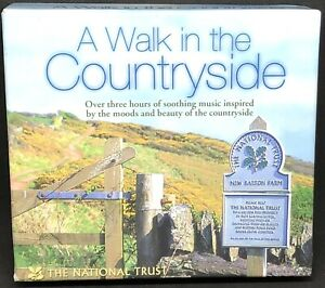 A WALK IN THE COUNTRYSIDE - VARIOUS ARTISTS, TRIPLE CD ALBUM BOXSET, (2004).