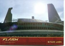 The Flash Season 1 Locations Chase Card L2 S.T.A.R. Labs