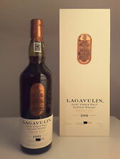 LAGAVULIN Charity Bottling - one of only 522 bottles worldwide!