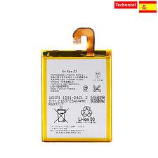 Bateria Para Sony Xperia Z3  D6603 Capacidad 3100mAh Alta Calidad