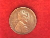 1921 s San Francisco mint  Lincoln wheat cent#5