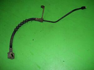 01 02 Dodge Ram 2500 3500 Rear brake line hose Left DISC BRAKES LH axle tube