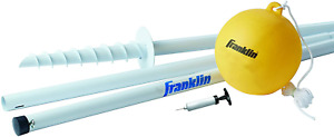 Tetherball Ball Rope & Pole Set Portable Outdoor Game Sport Tether Ball