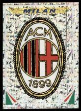 Panini Supercalcio 1995-1996 - Milan Badge No. 9