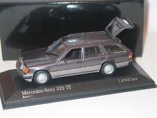 Metallico-Marrone chiaro 1984 1:18 MCG MERCEDES 260 e w124