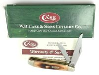 Case XX Peanut Knife Caramel Barnboard BONE 6220 SS 2411-NQ