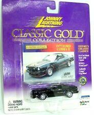 Johnny Lightning Classic Gold - 1977 Ford Cobra II - 1:64 Black