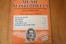 Musical Masterpieces 18: Percy Pitt 5 Complete Pieces: World's Operas/Plays