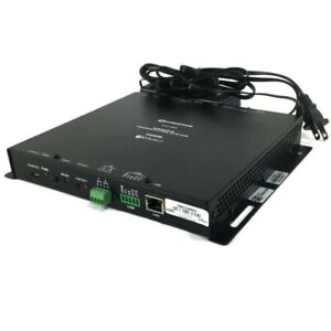 Crestron AM-300 AirMedia Presentation System 300 w/ Adapters