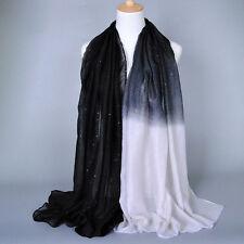 Women Long Scarf Large Neck Shawl Wrap Stole Winter Warm Pashmina Hijab Scarves