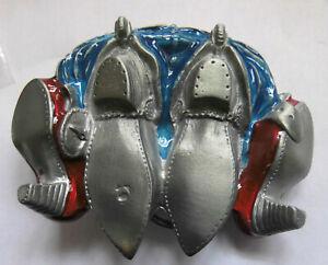 Buckle Gürtelschnalle Stiefel Boots Western Cowboy USA