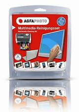 AgfaPhoto Multimedia Cleaning Kit for LCD screen and plastic