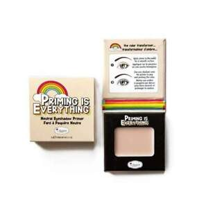 The Balm Priming is Everything Neutral Eyeshadow Primer