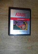Vintage-Atari 2600 Centipede Video Game-1982
