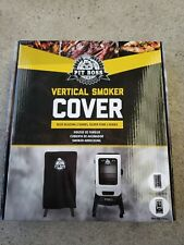 Pit Boss Grills 73322 Vertical Electric Smoker Cover, Black. - NEW - FREE SHIP