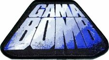 Gama Bomb BLUE logo patch/écusson 602232 #