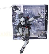 Marvel Legends X-men No.001 Gray Deadpool Toy Action Figures Revoltech Kaiyodo