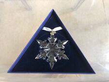 Swarovski Crystal Large Annual Edition Christmas Ornament 2020 Snowflake - 5511041