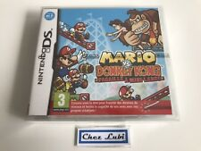 Mario VS Donkey Kong Pagaille A Mini-Land - Nintendo DS - FR - Neuf Sous Blister