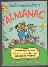 Berenstain Bears ALMANAC softcover BEAR FACTS LIBRARY clean FUN FACTS nature